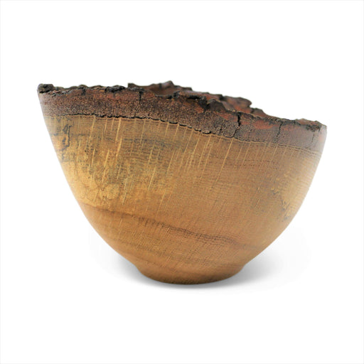 Handmade Historic White Oak Bowl #019