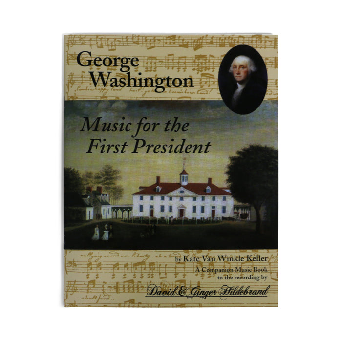Songbook - Music for the First President - The Shops at Mount Vernon - The Shops at Mount Vernon