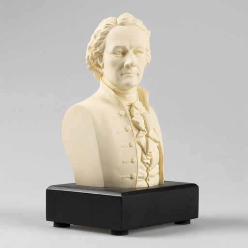 Alexander Hamilton Bust - DESIGN MASTER ASSOCIATES - The Shops at Mount Vernon
