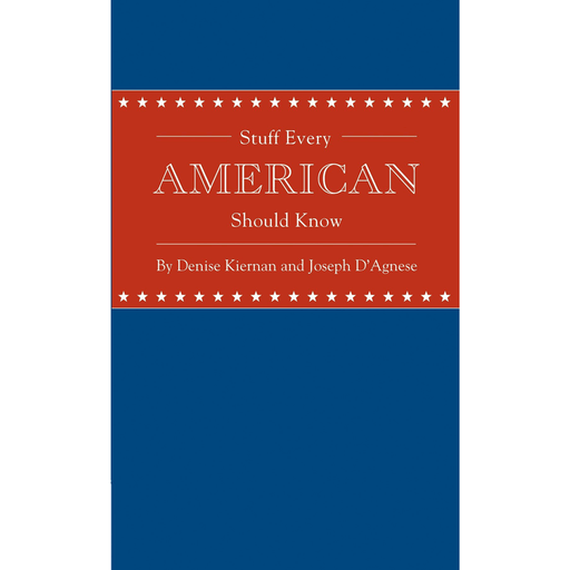 Stuff Every American Should Know - PENGUIN RANDOM HOUSE LLC - The Shops at Mount Vernon