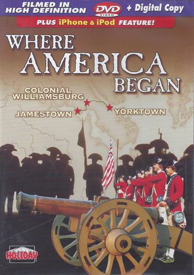 Where America Began DVD - The Shops at Mount Vernon - The Shops at Mount Vernon
