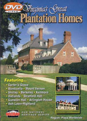 Virginia's Great Plantation Homes