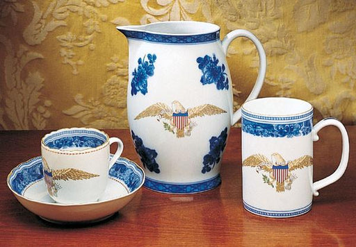 Diplomatic Eagle Pitcher - MOTTAHEDEH & COMPANY, INC - The Shops at Mount Vernon