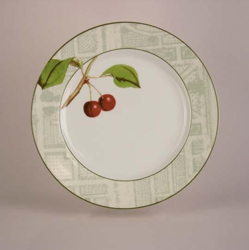 Mount Vernon Cherry Botanical Plate - The Shops at Mount Vernon - The Shops at Mount Vernon