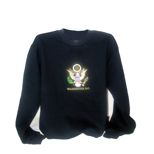 Great Seal  Sweatshirt - PLANET COTTON - The Shops at Mount Vernon