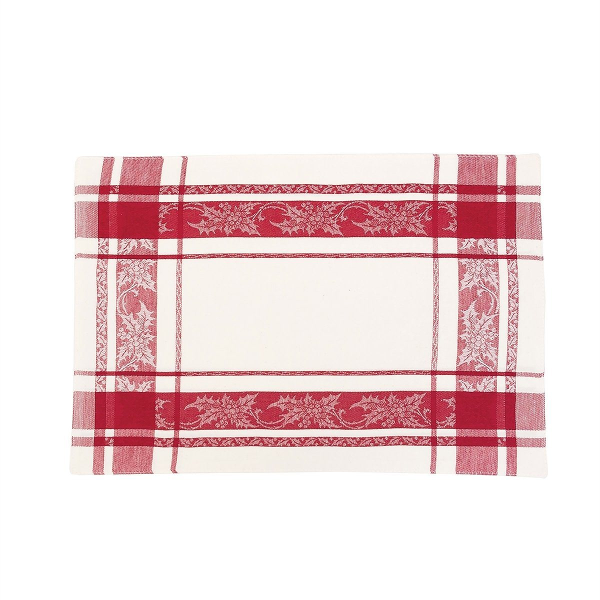 Jacquard Holly Placemat