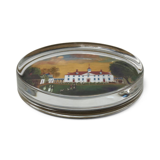 Mount Vernon 1792 Paperweight - LDA - The Shops at Mount Vernon