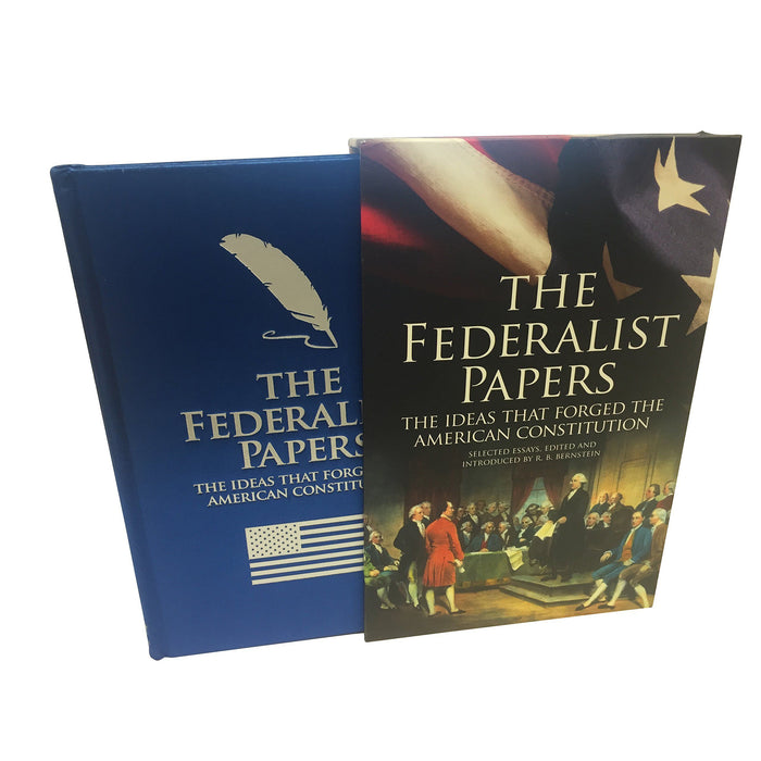 The Federalist Papers - Illustrated Edition - Baker & Taylor Publisher Services - The Shops at Mount Vernon