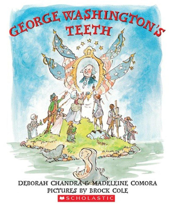 George Washington's Teeth - The Shops at Mount Vernon - The Shops at Mount Vernon
