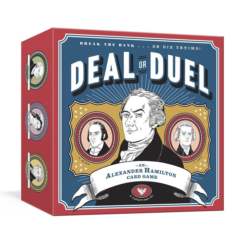Deal or Duel Cards - PENGUIN RANDOM HOUSE LLC - The Shops at Mount Vernon