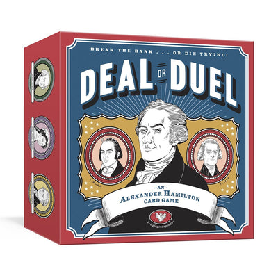 Deal or Duel Cards
