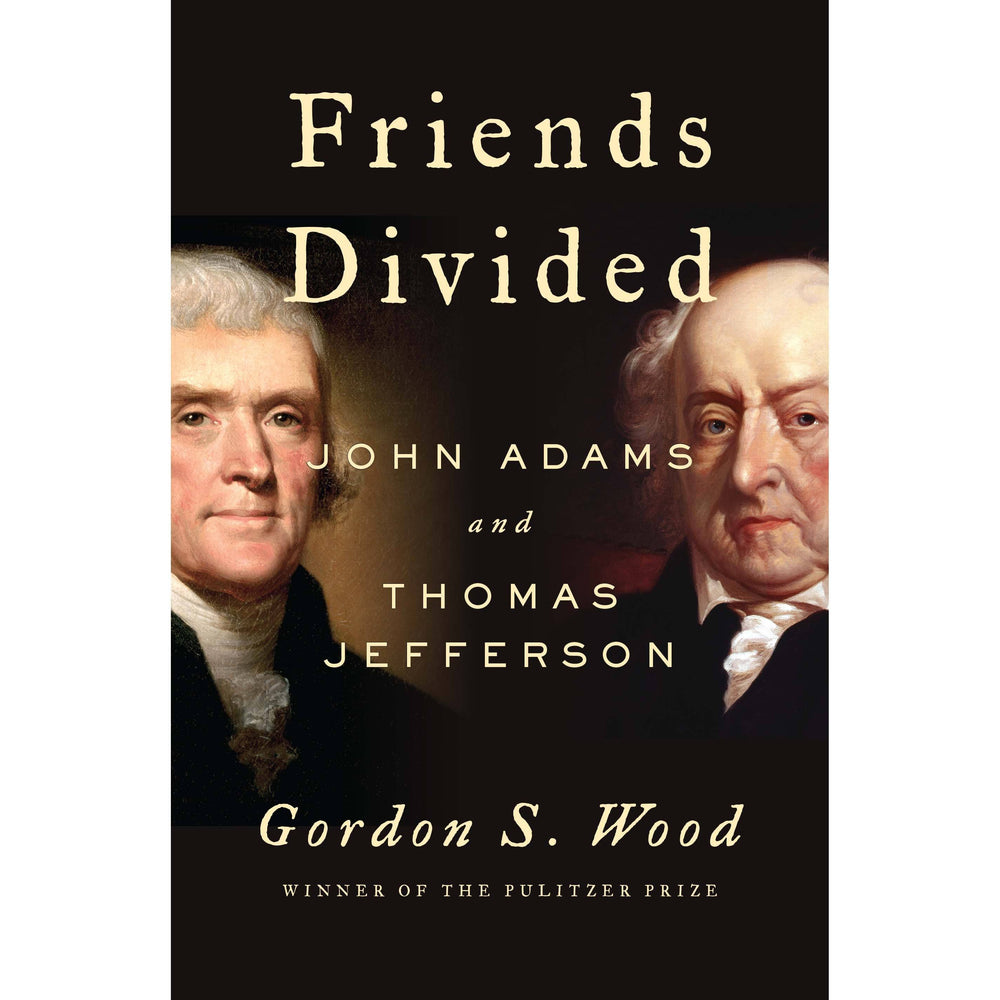 Friends Divided - PENGUIN RANDOM HOUSE LLC - The Shops at Mount Vernon
