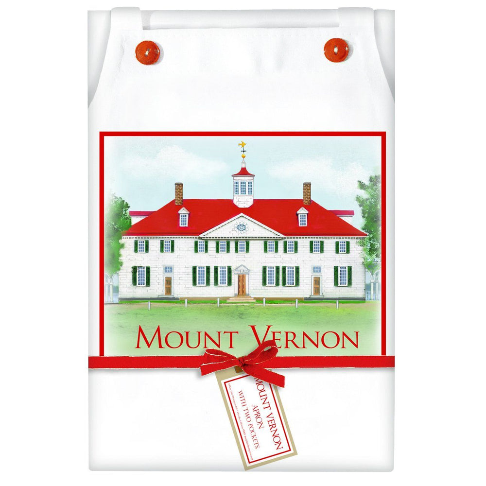 Mount Vernon Apron - The Shops at Mount Vernon - The Shops at Mount Vernon