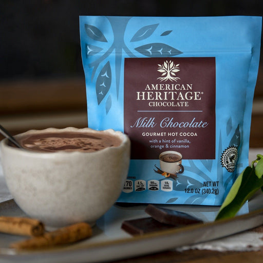 American Heritage Milk Chocolate Gourmet Hot Cocoa Mix - FIRST SOURCE, LLC - The Shops at Mount Vernon
