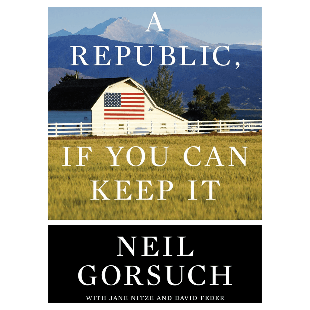 A Republic, If You Can Keep It - PENGUIN RANDOM HOUSE LLC - The Shops at Mount Vernon