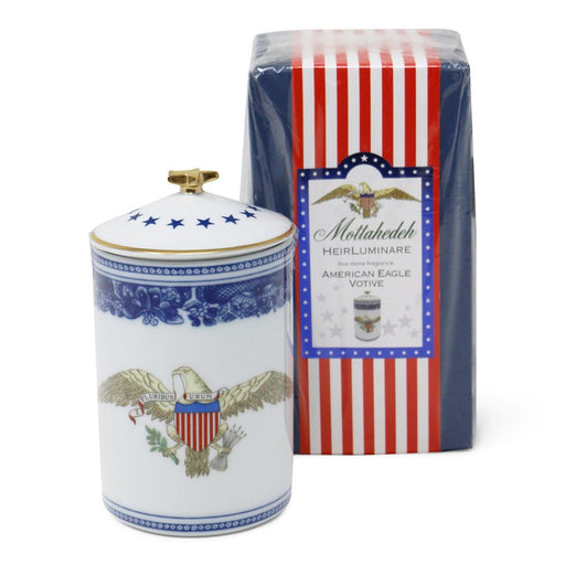 American Eagle Heirluminare Votive - MOTTAHEDEH & COMPANY, INC - The Shops at Mount Vernon