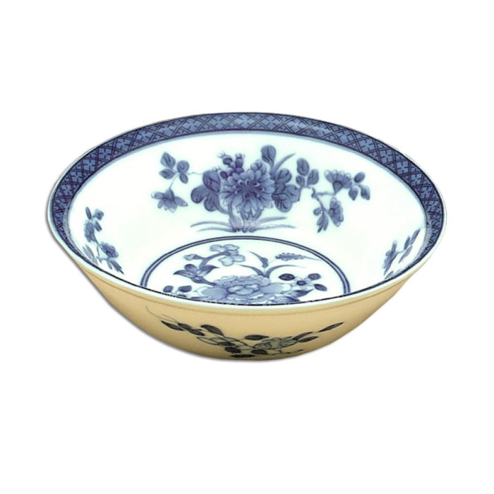Blue Canton Cereal Bowl - MOTTAHEDEH & COMPANY, INC - The Shops at Mount Vernon