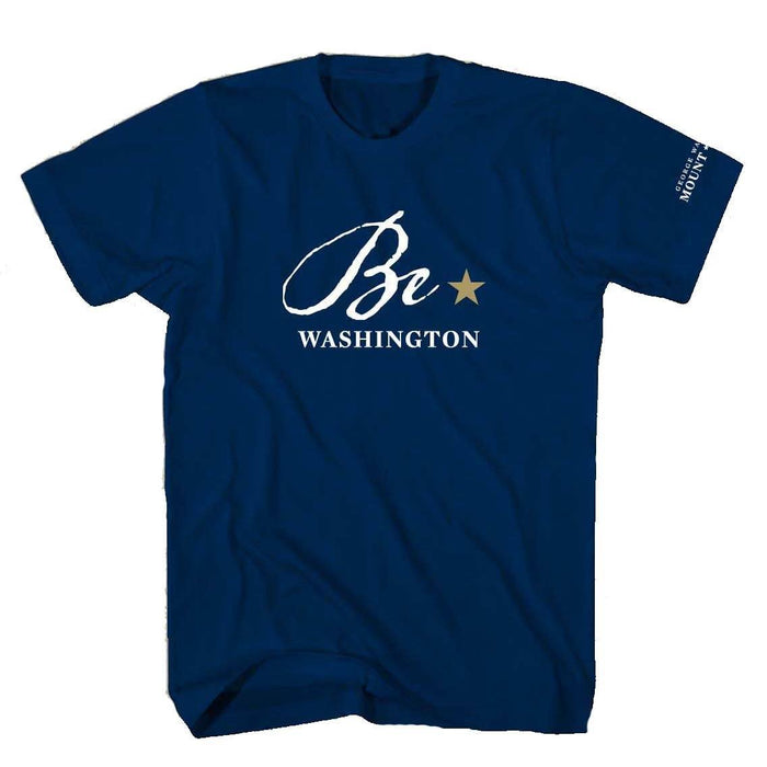 Be Washington T-Shirt - 244 - The Shops at Mount Vernon