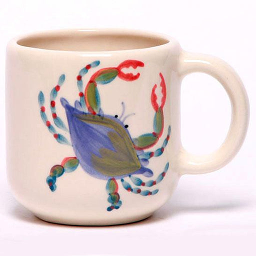 Blue Crab Mug - The Shops at Mount Vernon - The Shops at Mount Vernon