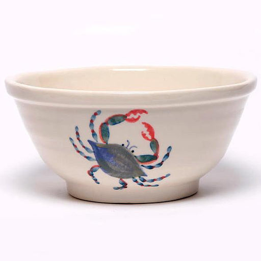 Blue Crab Large Bowl - The Shops at Mount Vernon - The Shops at Mount Vernon