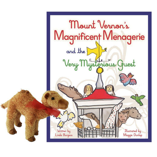 Magnificent Menagerie & Aladdin Camel Set - The Shops at Mount Vernon - The Shops at Mount Vernon