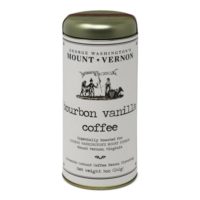 Mount Vernon Bourbon Vanilla Coffee