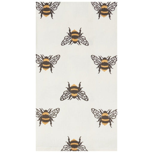 Bumble Bee Towel - C & F ENTERPRISE - The Shops at Mount Vernon