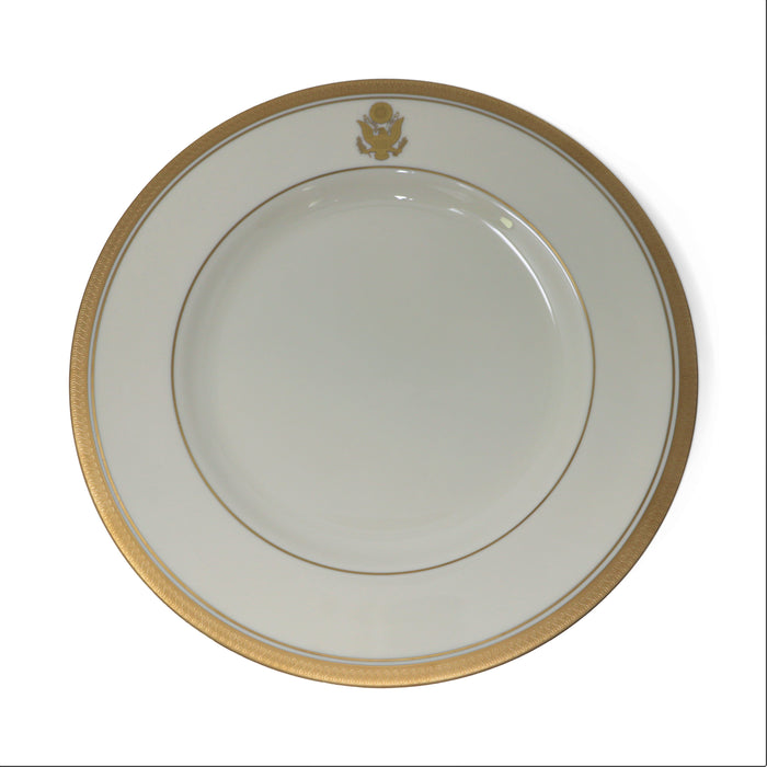 Pickard China - Great Seal Dinner Plate - Pickard China - The Shops at Mount Vernon