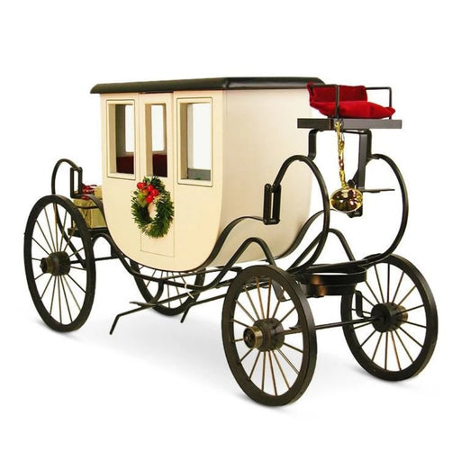 Coach from Byers' Choice - The Shops at Mount Vernon - The Shops at Mount Vernon