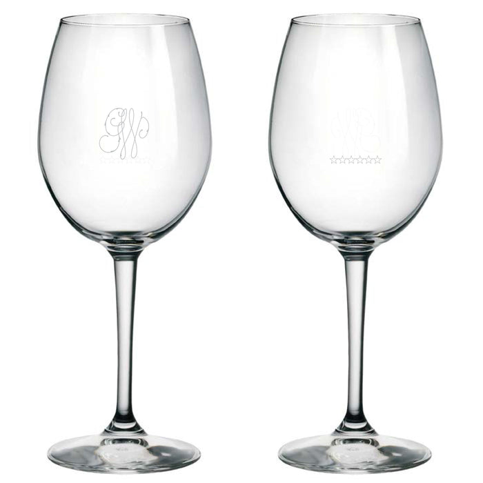 GW Cypher Wine Glass - The Shops at Mount Vernon - The Shops at Mount Vernon