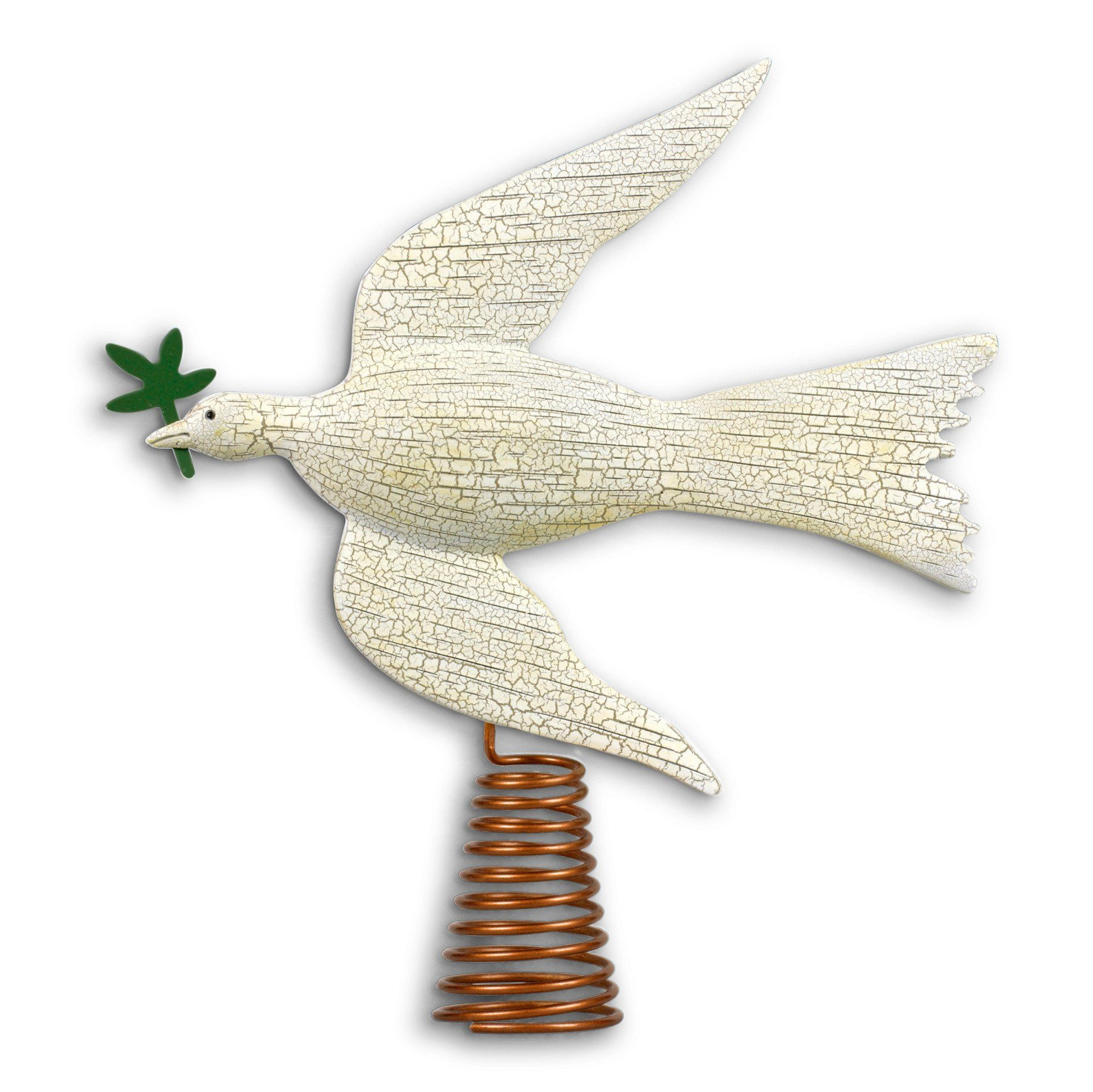 Dove of Peace Tree Topper