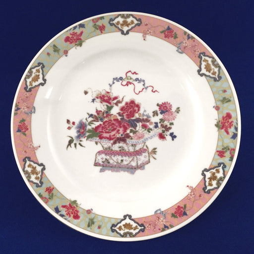 Peonies & Chrysanthemums Dessert Plate - DESIGN MASTER ASSOCIATES - The Shops at Mount Vernon