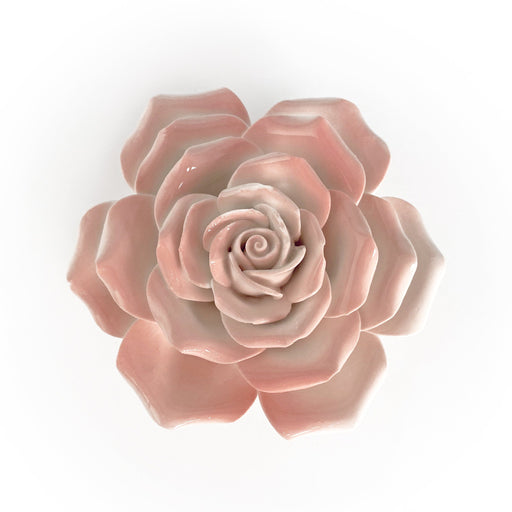 Porcelain Peace Rose - DESIGN MASTER ASSOCIATES - The Shops at Mount Vernon