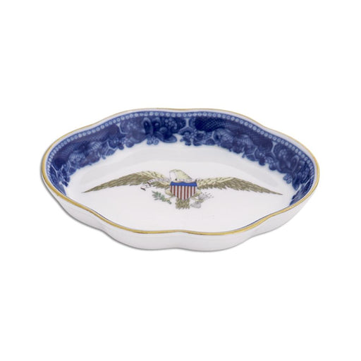Diplomatic Eagle Small Tray - MOTTAHEDEH & COMPANY, INC - The Shops at Mount Vernon