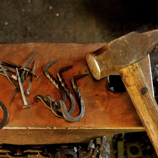 Mount Vernon Blacksmith's J-Hook - The Shops at Mount Vernon - The Shops at Mount Vernon