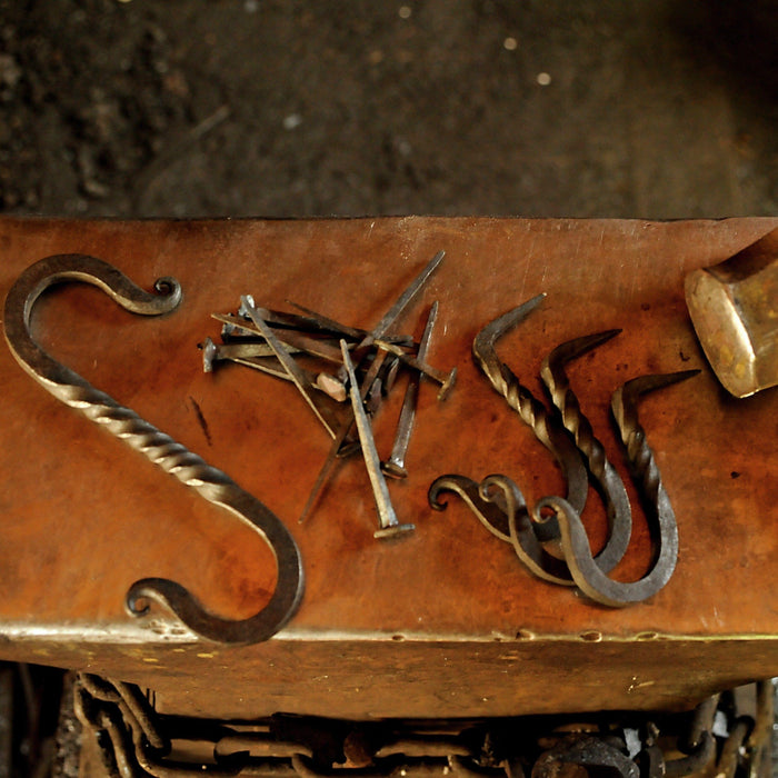 Mount Vernon Blacksmith's Nail - The Shops at Mount Vernon - The Shops at Mount Vernon