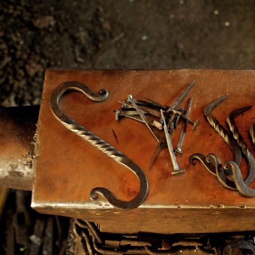 Mount Vernon Blacksmith's S-Hook - The Shops at Mount Vernon - The Shops at Mount Vernon