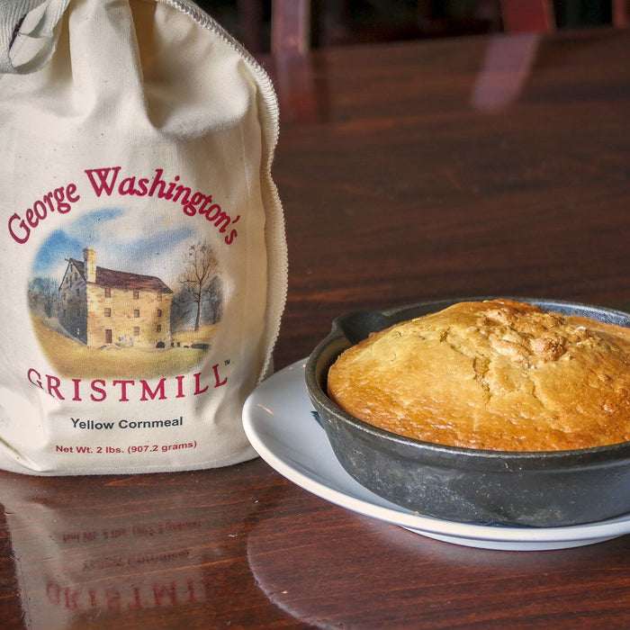 George Washington's Yellow Cornmeal - The Shops at Mount Vernon - The Shops at Mount Vernon