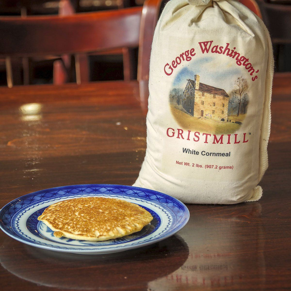 George Washington's White Cornmeal