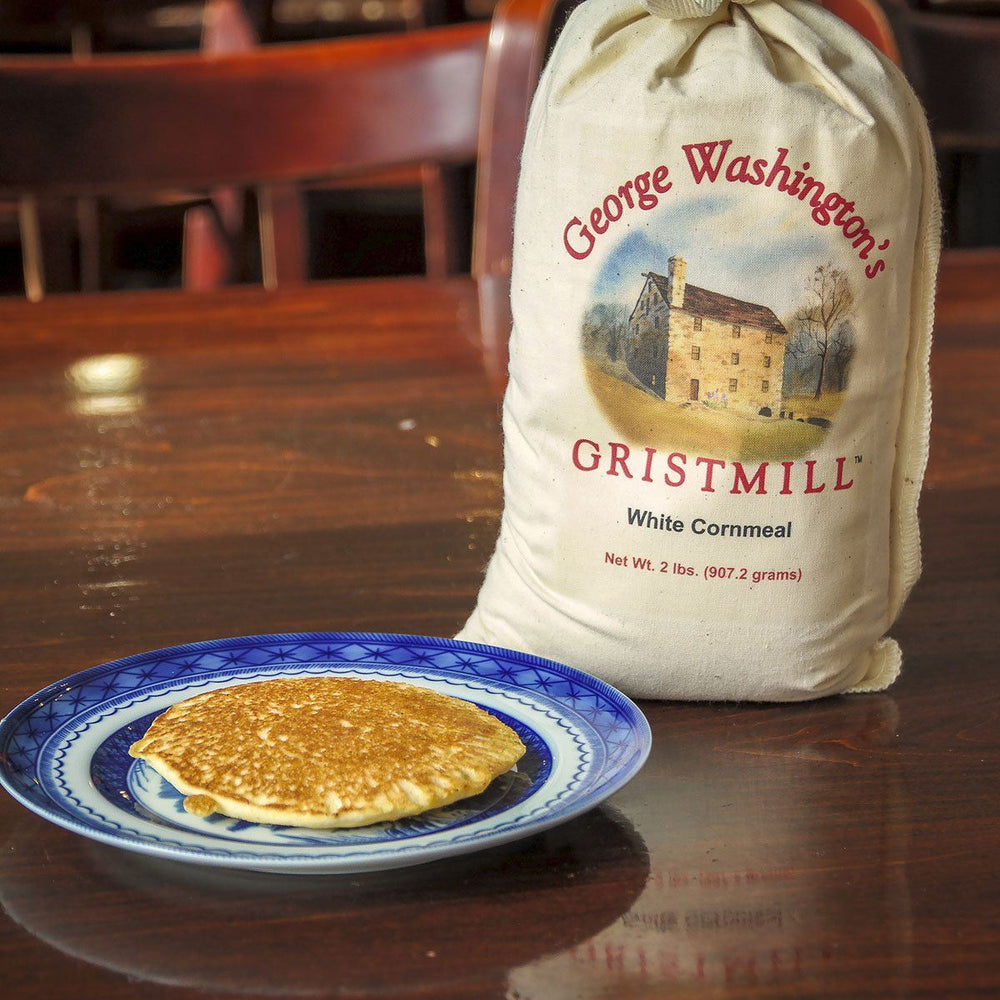 George Washington's White Cornmeal - The Shops at Mount Vernon - The Shops at Mount Vernon