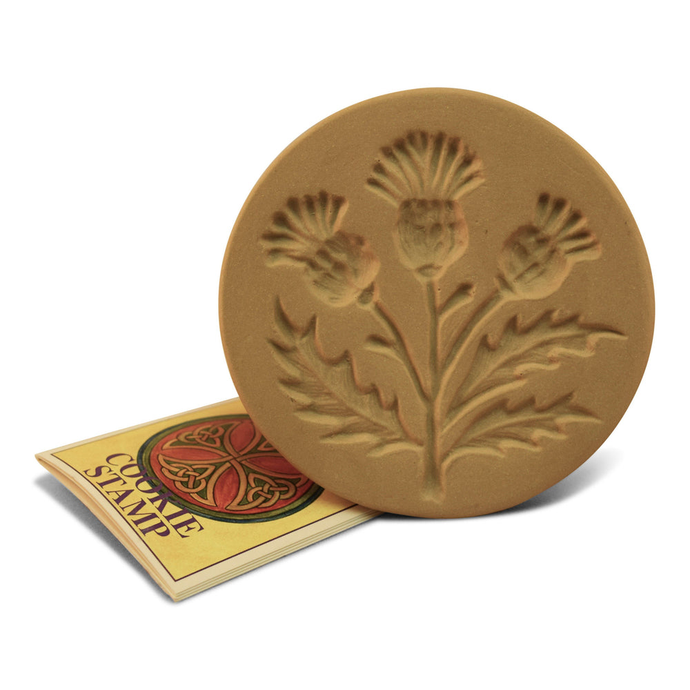Thistle Cookie Stamp - The Shops at Mount Vernon - The Shops at Mount Vernon