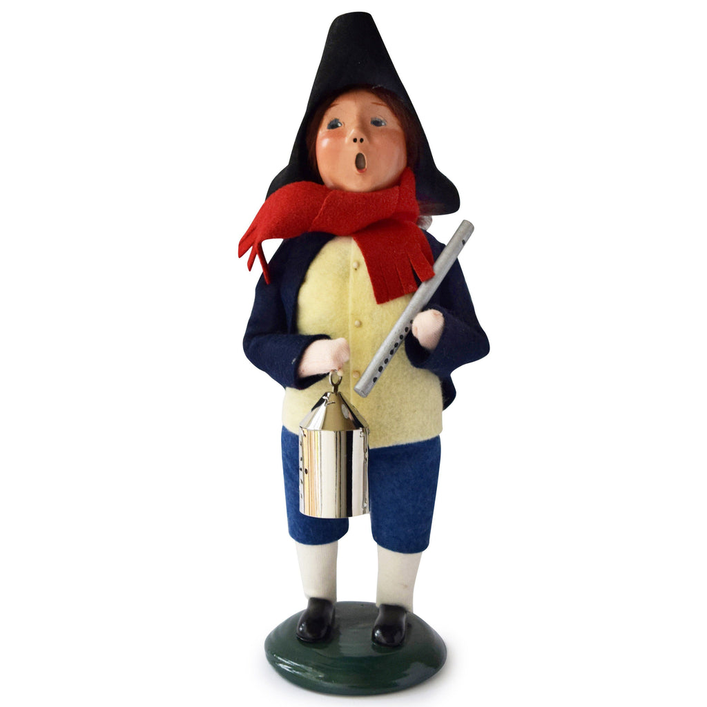Washy Custis Caroler