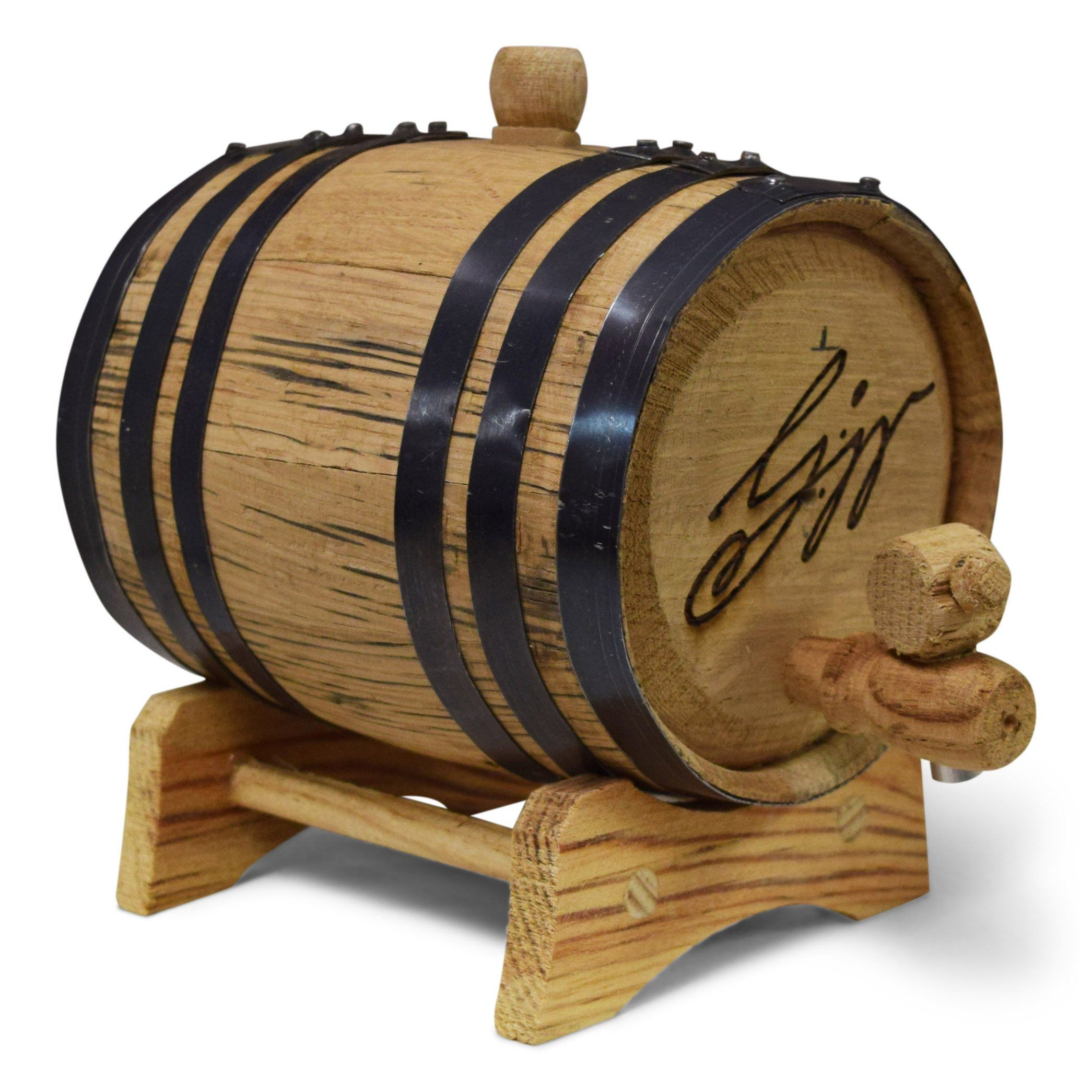 Mount Vernon Whiskey Aging Barrel