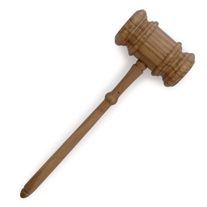 Historic Wood Gavel - The Shops at Mount Vernon - The Shops at Mount Vernon