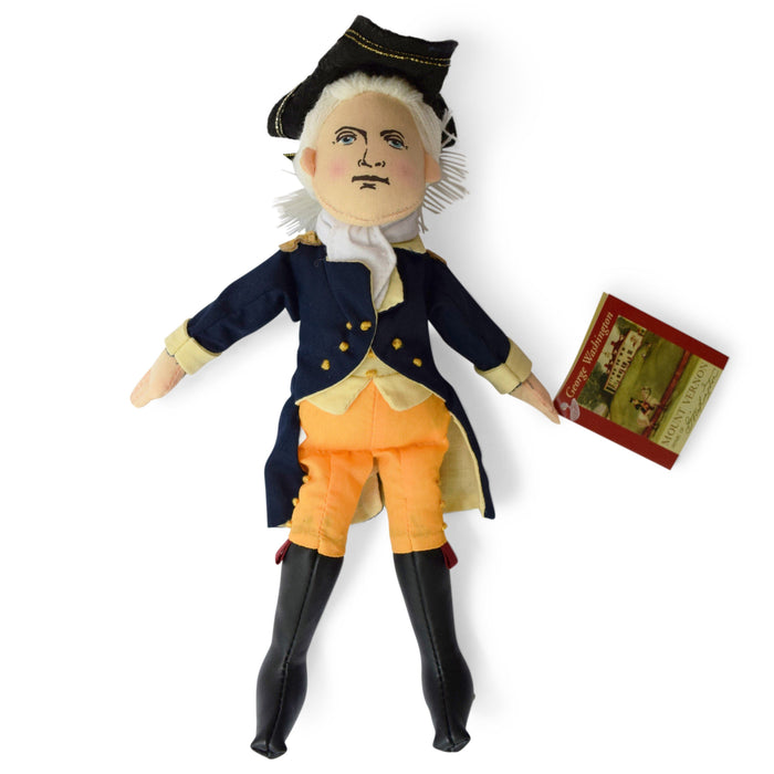 George Washington Doll - The Shops at Mount Vernon - The Shops at Mount Vernon