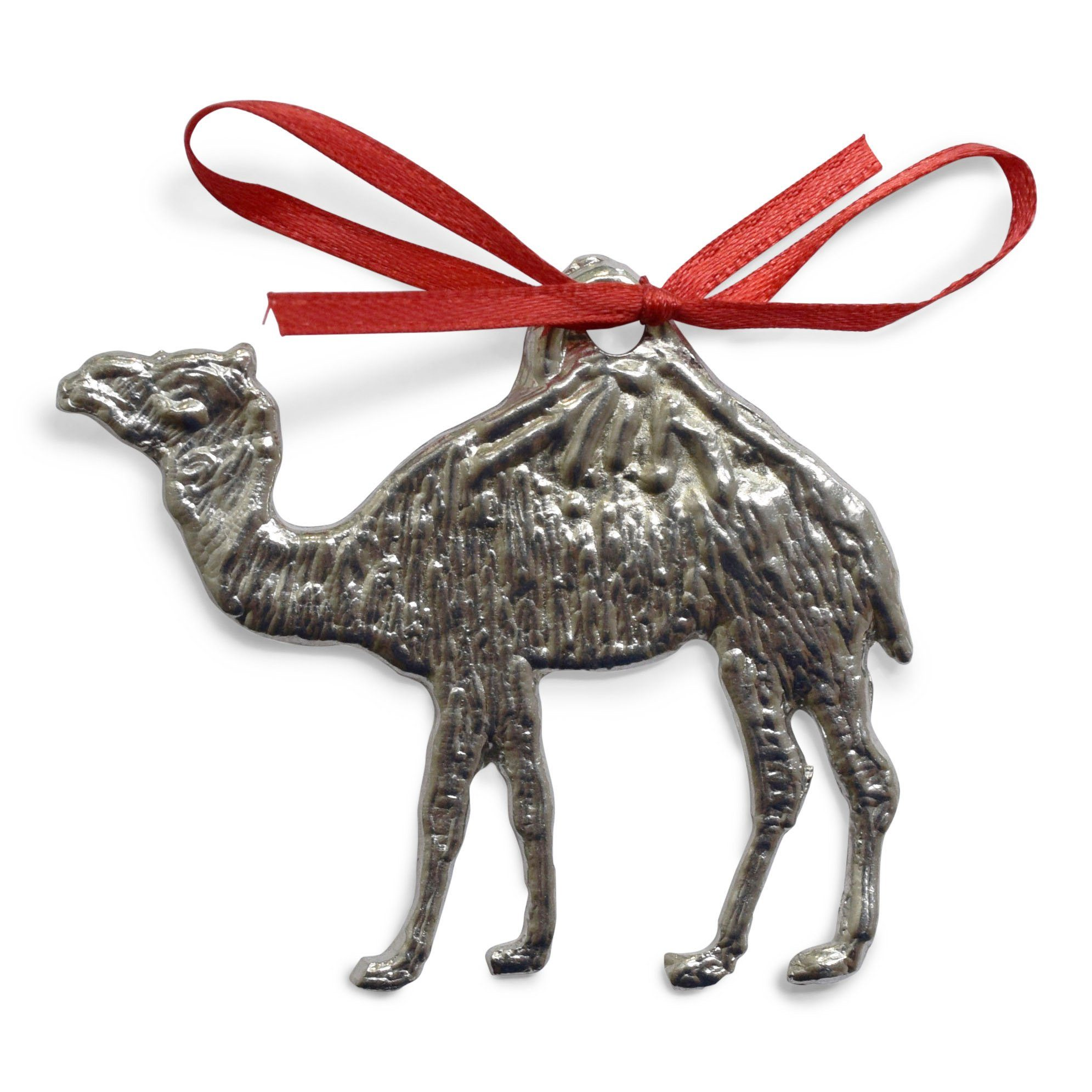 Aladdin Camel Pewter Ornament