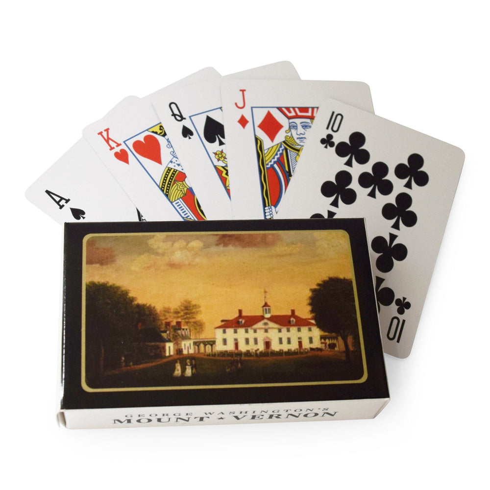 Mount Vernon Playing Cards - The Shops at Mount Vernon - The Shops at Mount Vernon