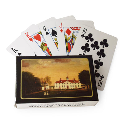 Mount Vernon Playing Cards