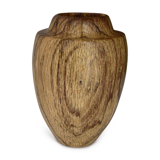 Historic Red Oak Vase #SL009 - DOUG DILL - The Shops at Mount Vernon