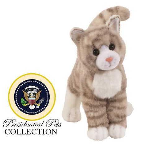 "Abraham Lincoln's Cat ""Dixie"" - DOUGLAS STUFFED TOYS - The Shops at Mount Vernon"